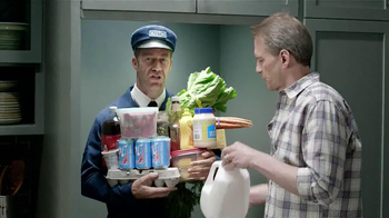Maytag TV Spot, 'Refrigerator Runnin'' Featuring Colin Ferguson - 1309 commercial airings