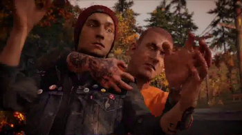 inFamous Second Son TV Spot, Song by Mudhoney - Thumbnail 6