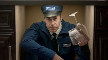 Maytag TV Spot, 'What's Inside: Dishwasher' Featuring Colin Ferguson