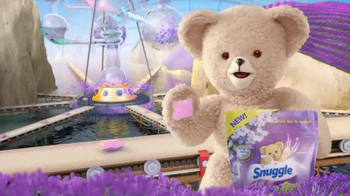Snuggle Scent Booster TV Spot, 'Freshness Factory' - Thumbnail 7