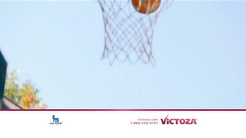 Victoza TV Spot Featuring Dominique Wilkins - Thumbnail 4