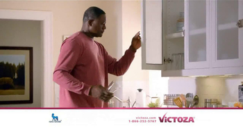 Victoza TV Spot Featuring Dominique Wilkins - Thumbnail 5