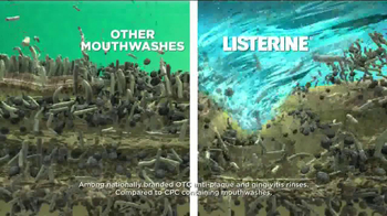 Listerine TV Spot, 'Everything Your Mouth Does' - Thumbnail 5