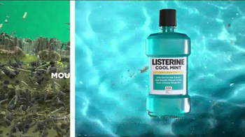 Listerine TV Spot, 'Everything Your Mouth Does' - Thumbnail 6