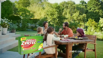 Children's Zyrtec TV Spot, 'More Time' - Thumbnail 10