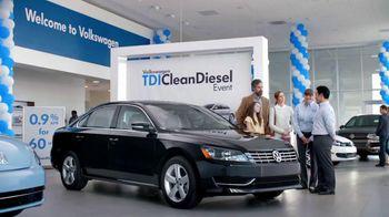 Volkswagen Passat TDI Clean Diesel Event TV Spot, 'Two Deals in One' - 949 commercial airings