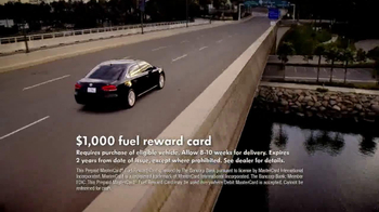 Volkswagen Passat TDI Clean Diesel Event TV Spot, 'Two Deals in One' - Thumbnail 7