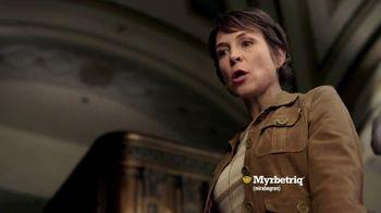 Myrbetriq TV Spot, 'Bus'