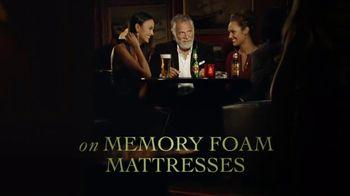 Dos Equis TV Spot, 'Memory Foam Mattresses'