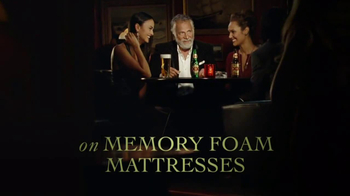 Dos Equis TV Spot, 'Memory Foam Mattresses'