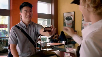 Dunkin' Donuts TV Spot, 'Free Coffee' - 585 commercial airings