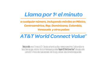 AT&T TV Spot, 'Mejor Jugada' Con Sofa Vergara y Fernando Fiore [Spanish] - Thumbnail 4