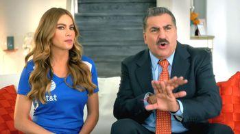 AT&T TV Spot, 'Mejor Jugada' Con Sofa Vergara y Fernando Fiore [Spanish] - 71 commercial airings