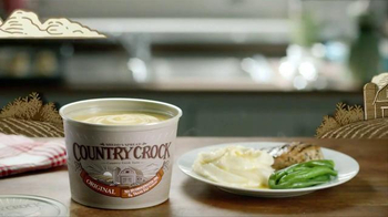 Country Crock TV Spot, 'Rich, Buttery, Potatoes' - Thumbnail 10