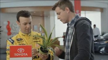 Toyota #1 For Everyone Sales Event TV Spot Featuring Matt Kenseth - 292 commercial airings