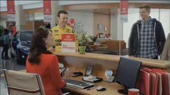 Toyota #1 For Everyone Sales Event TV Spot Featuring Matt Kenseth - Thumbnail 1
