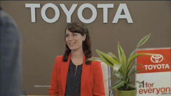 Toyota #1 For Everyone Sales Event TV Spot Featuring Matt Kenseth - Thumbnail 4
