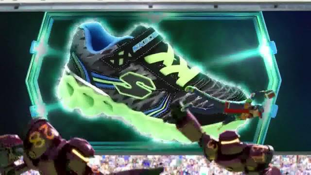Skechers Air-mazing TV Commercial, 'Run, Leap, Score' - Video