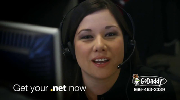 GoDaddy Customer Care TV Spot, 'Here to Help' - Thumbnail 9