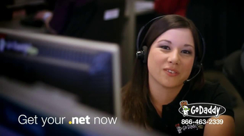 GoDaddy Customer Care TV Spot, 'Here to Help' - Thumbnail 6