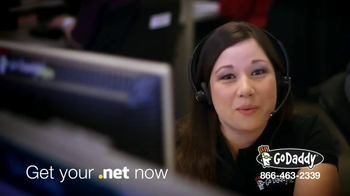GoDaddy Customer Care TV Spot, 'Here to Help' - Thumbnail 7