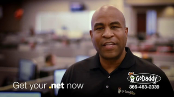 GoDaddy Customer Care TV Spot, 'Here to Help' - Thumbnail 8
