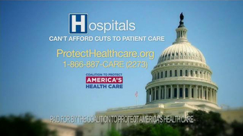 Coalition to Protect America's Healthcare TV Spot, 'People' - Thumbnail 10