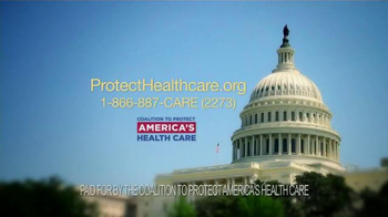 Coalition to Protect America's Healthcare TV Spot, 'People' - Thumbnail 8