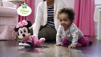 Disney Baby Minnie Mouse Musical Touch 'n Crawl TV Spot - 124 commercial airings