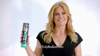 Arm and Hammer Truly Radiant Spinbrush TV Spot, 'Secret' Ft. Alison Sweeney - 4617 commercial airings