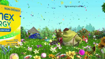 Mucinex Allergy TV Spot, 'Lawn Mower' - Thumbnail 7