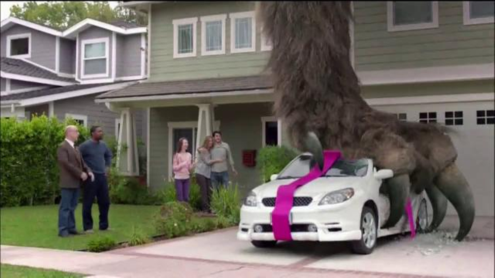 Farmers House Insurance >> Farmers Insurance Tv Commercial Monster Foot Ispot Tv