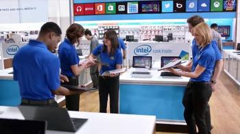 Best Buy TV Spot, 'Intel 2-in-1 Homework' - Thumbnail 1