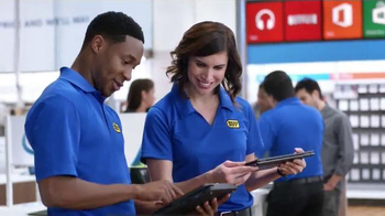 Best Buy TV Spot, 'Intel 2-in-1 Homework' - 386 commercial airings
