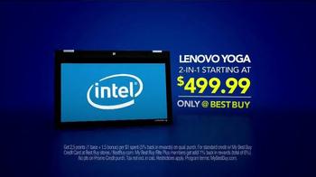 Best Buy TV Spot, 'Intel 2-in-1 Homework' - Thumbnail 9
