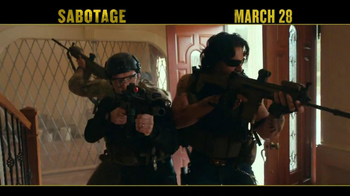 Sabotage - Alternate Trailer 10
