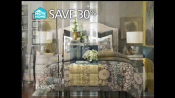 Bassett Custom Furniture Sale TV Spot, 'Save 30%' - Thumbnail 5