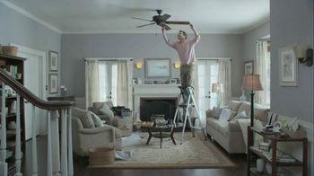 Lowe's TV Spot, 'Ceiling Fan' - 126 commercial airings