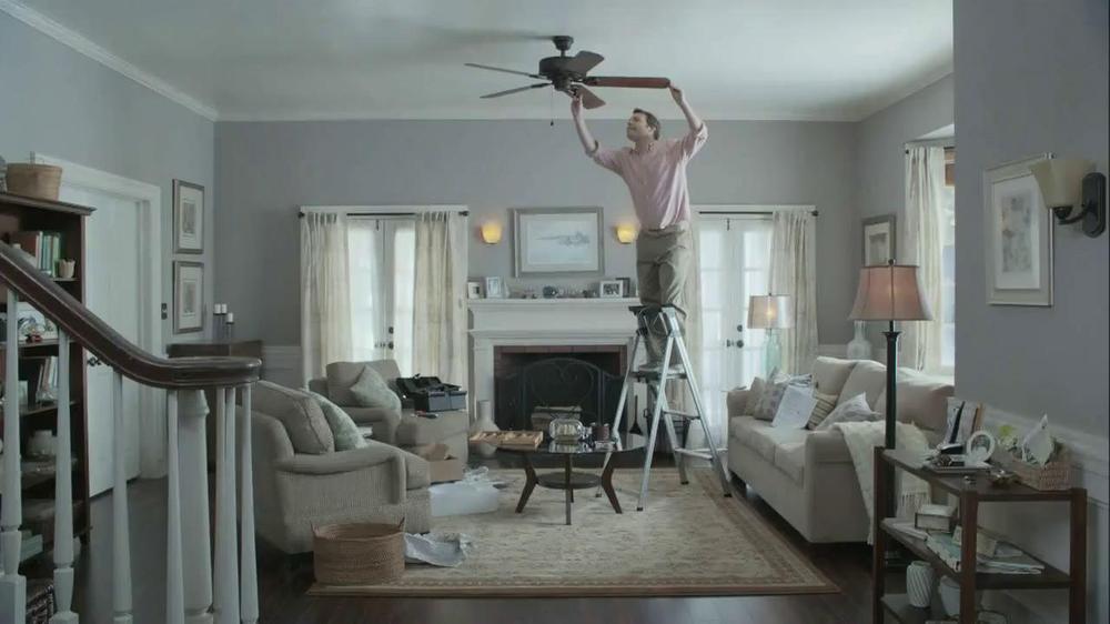 Lowe's TV Commercial, 'Ceiling Fan' - iSpot.tv
