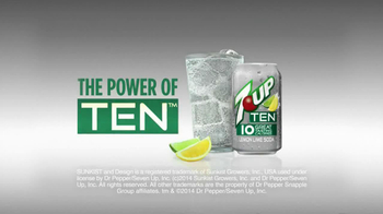 7UP Ten TV Spot, 'Drama' - Thumbnail 10
