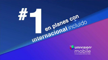 Univision Mobile TV Spot, 'Número Uno' [Spanish] - Thumbnail 5