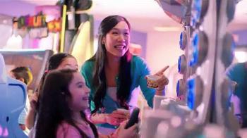 Chuck E. Cheese's TV Spot, 'Fun Together'