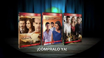 Televisa Home Entertainment TV Spot, 'Nuevos Lanzamientos' [Spanish] - Thumbnail 10