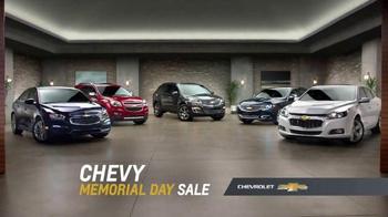 Chevrolet Memorial Day Sale TV Spot, 'Surprising Deals' - Thumbnail 5