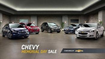 Chevrolet Memorial Day Sale TV Spot, 'Surprising Deals' - Thumbnail 6