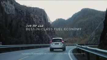 2015 Volvo XC60 TV Spot, 'Why' Song by OneRepublic - Thumbnail 6