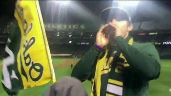 Major League Baseball TV Spot, 'A's Fans Believe in Stephen Vogt' - Thumbnail 1
