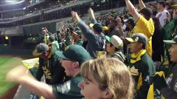 Major League Baseball TV Spot, 'A's Fans Believe in Stephen Vogt' - Thumbnail 5