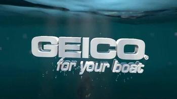 GEICO Boat TV Spot, 'Splash: GEICO Boat' - Thumbnail 1