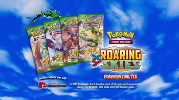 Pokemon Trading Card Game: XY - Roaring Skies TV Spot, 'Soar to Victory' - Thumbnail 9